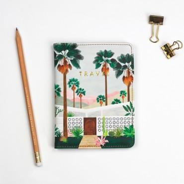 Protège passeport  - Palmspring