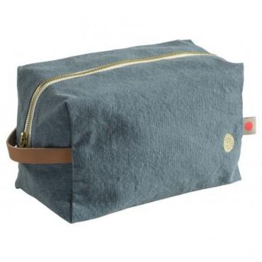 Trousse de toilette cube  - Sardine (GM)