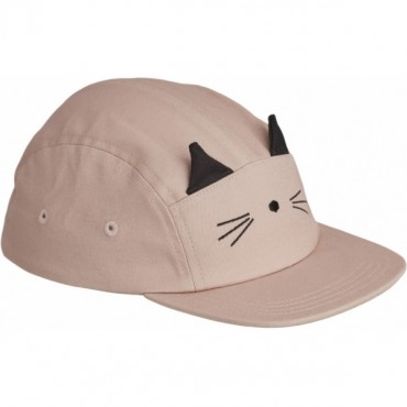 Casquette Rory - Cat (rose)