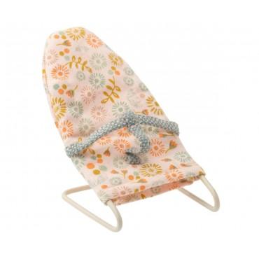 Transat pour bébé souris (MY) - Rose