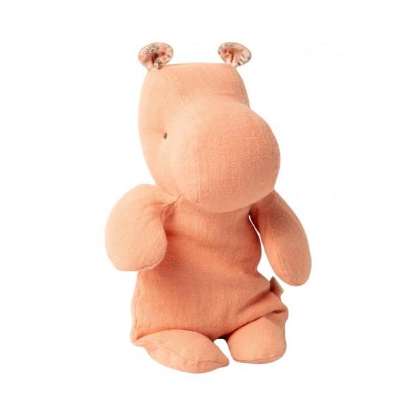 Doudou Hippo - Abricot (Small)