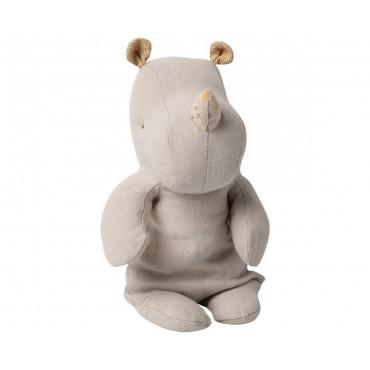 Doudou Hippo - Gris (Small)