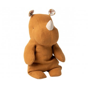 Doudou Hippo - Ocre (Small)