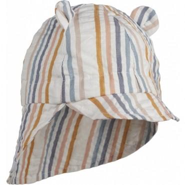 Chapeau de soleil Gorm - Stripe