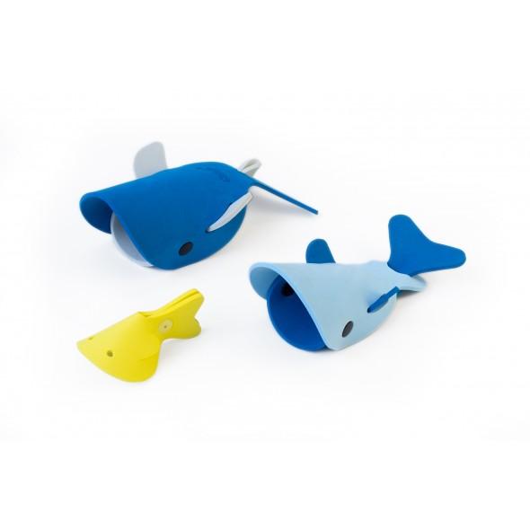 Jeu de bain - Les baleines de haute mer