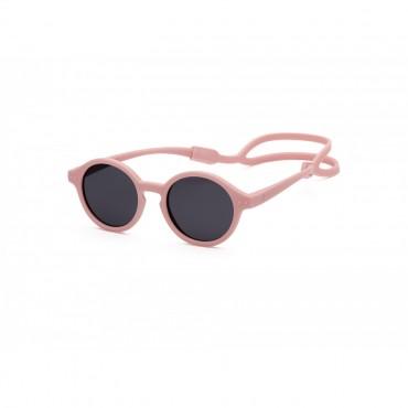 Lunettes de soleil Kids + - Pastel pink