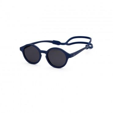 Lunettes de soleil Kids + - Bleu denim