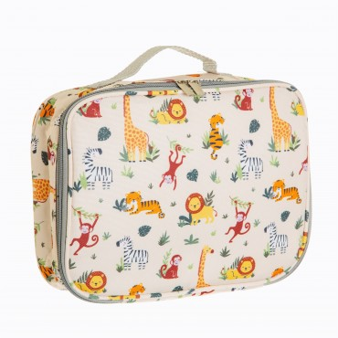 Lunch bag isotherme - Savannah safari