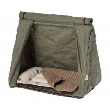 Tente de camping pour souris