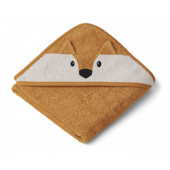Sortie de bain Albert - Fox (moutarde)