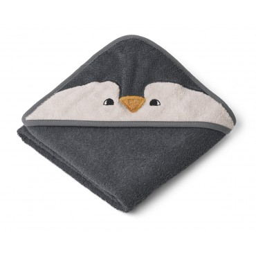Sortie de bain Albert - Fox (stone grey)