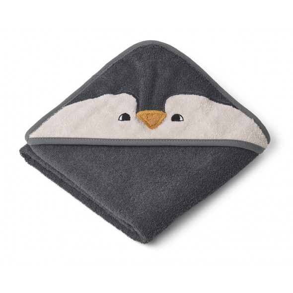 Sortie de bain Albert - Fox (stone grey)