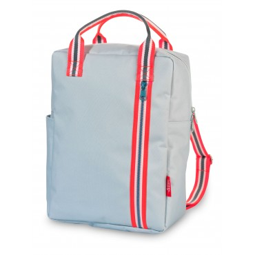 Sac à dos - Zipper 2.0 Light blue