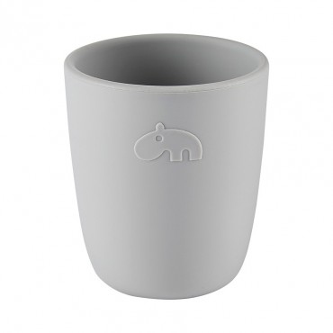 Mini mug en silicone - Deer friends, grey