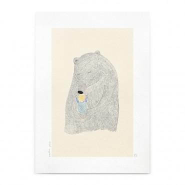 Affiche - Bercer (A4)