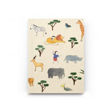 Carnet poche - Africa