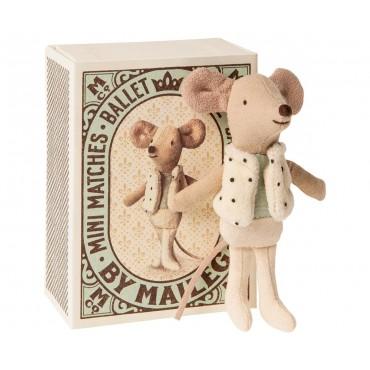 Petit Frère Souris dans une boite - Danseur