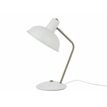 Lampe à poser Hood - Blanc mat