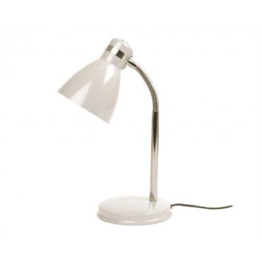 Lampe de bureau Study - Blanc
