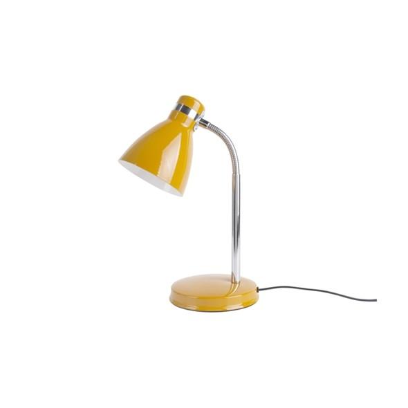 Lampe de bureau Study - Jaune ocre