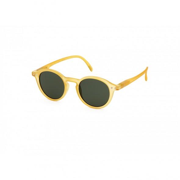 Lunettes de soleil Junior Forme D - Yellow honey