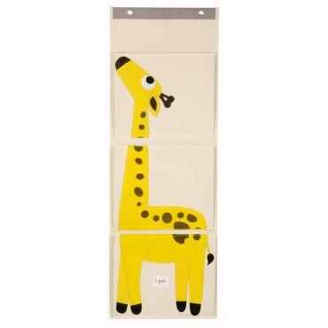Vide-poche mural Girafe