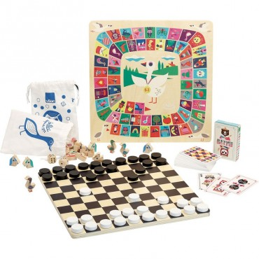 Grand coffret multi-jeux par Ingela P. Arrhenius