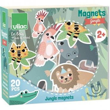 Magnets Jungle par Michelle Carlslund