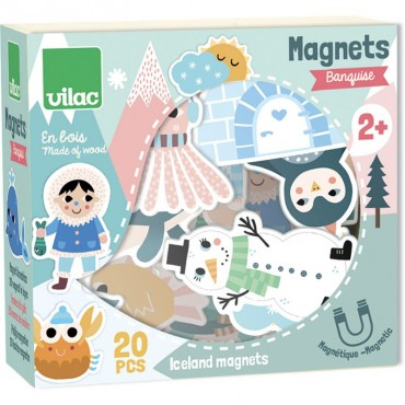 Magnets Iceland par Michelle Carlslund