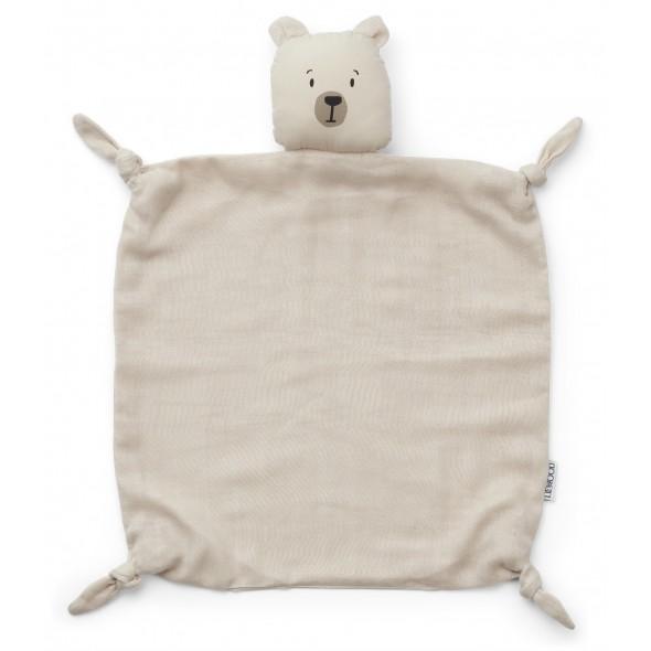 Doudou Agnete - Polar bear (sandy)