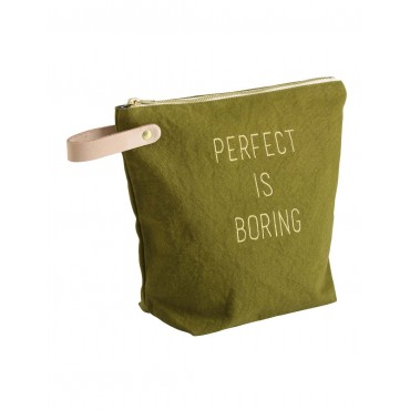 Trousse de toilette Perfect - Lichen (GM)