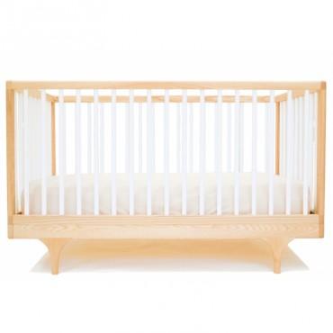 Lit bébé évolutif Caravan - Blanc