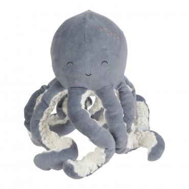 Peluche pieuvre Ocean  - Blue