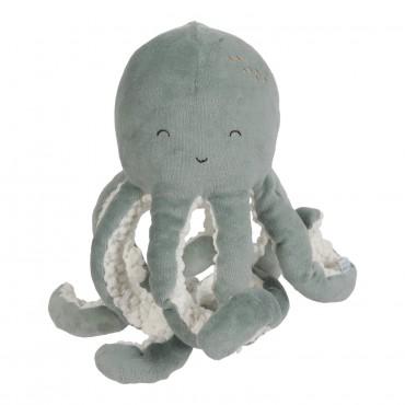 Peluche pieuvre Ocean - Mint