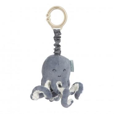 Octopus vibrant à suspendre Ocean - Blue
