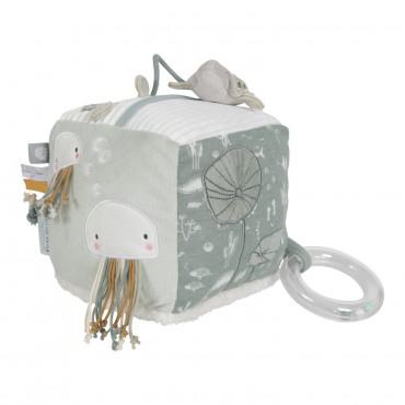Cube d'activité Ocean - Mint