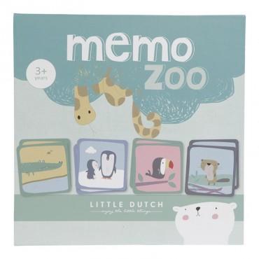 Jeu de mémo - Zoo