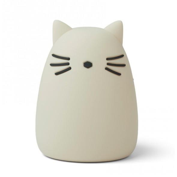 Veilleuse en silicone Winston - Cat (sandy)