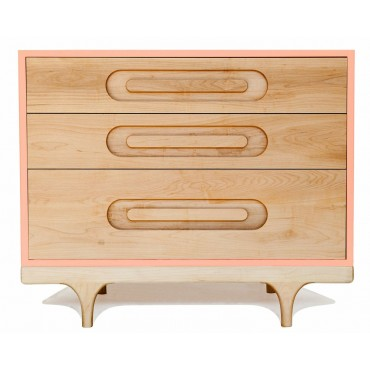 Commode Caravan - Rose