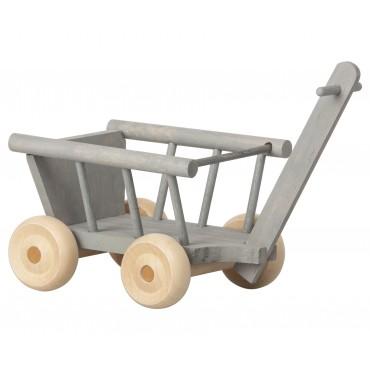 Petit wagon - Mint/Grey  (micro)