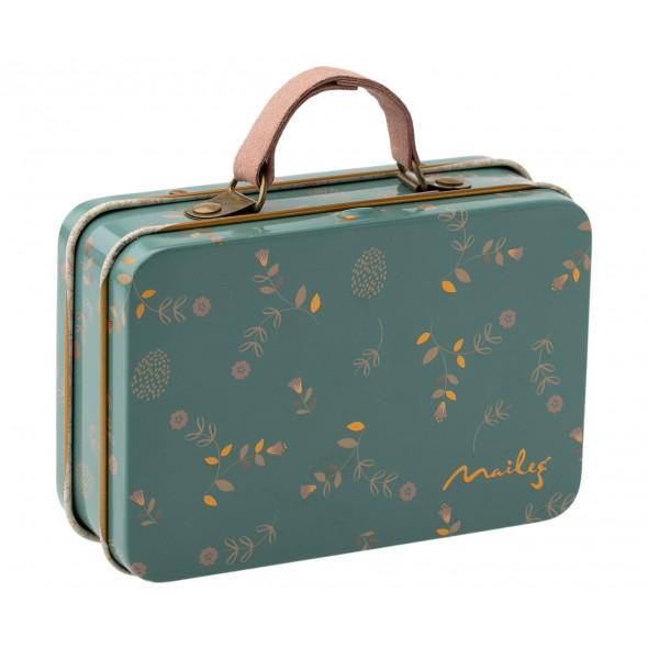 Petite valise en métal - Elia