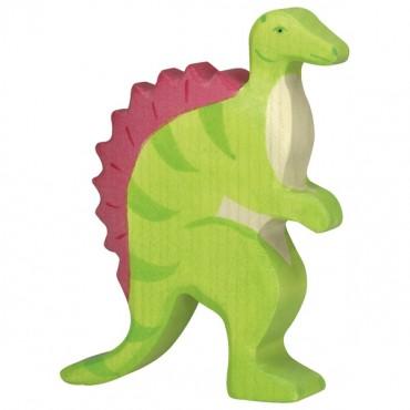 Animal en bois - Spinosaurus