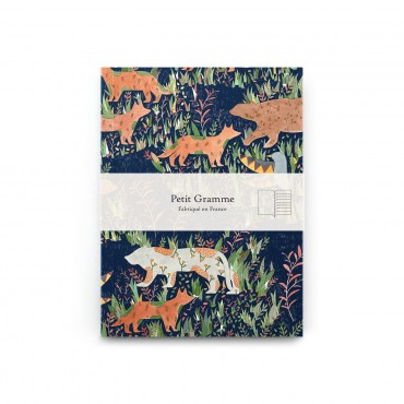 Carnet poche - Kamtchatka