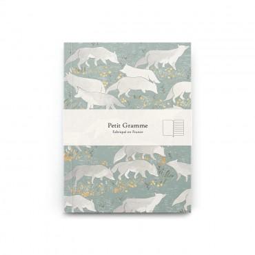 Carnet poche - Louves