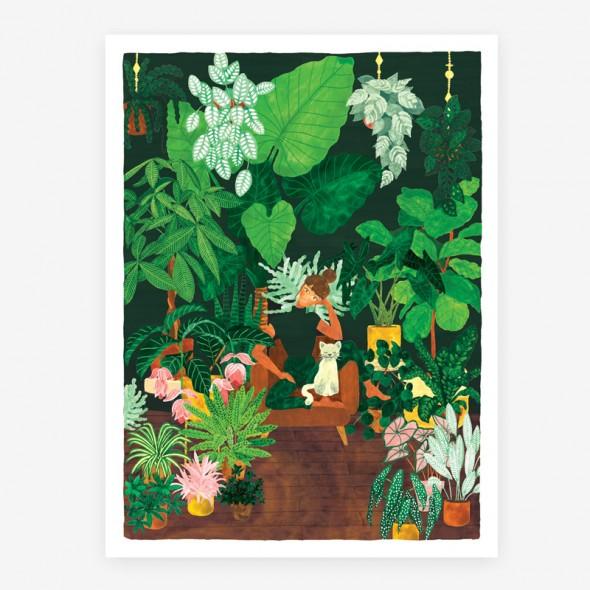 Affiche - Plant Addict