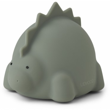 Veilleuse en silicone Winston - Dino (faune green)