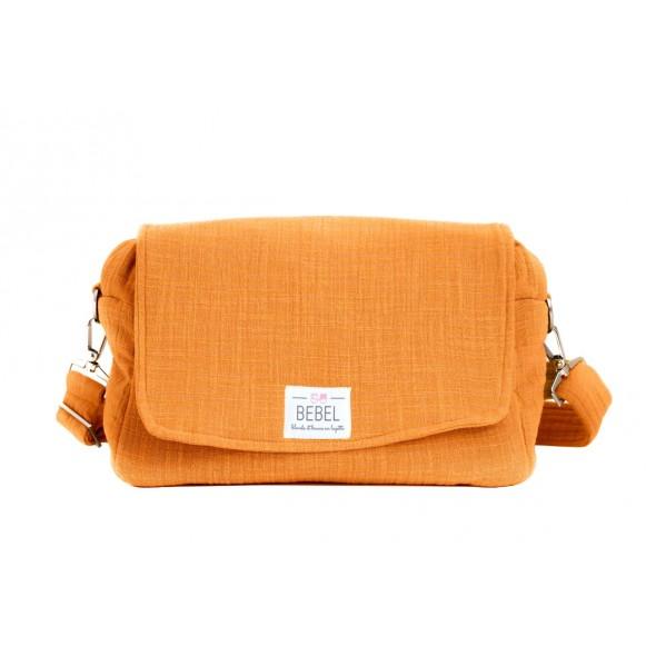 Mini sac à langer Bonbon - Safran