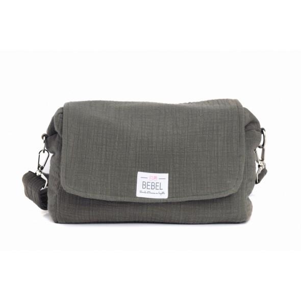 Mini sac à langer Bonbon - Kaki