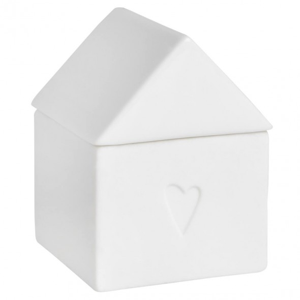 Petite boite à trésors - Cœur