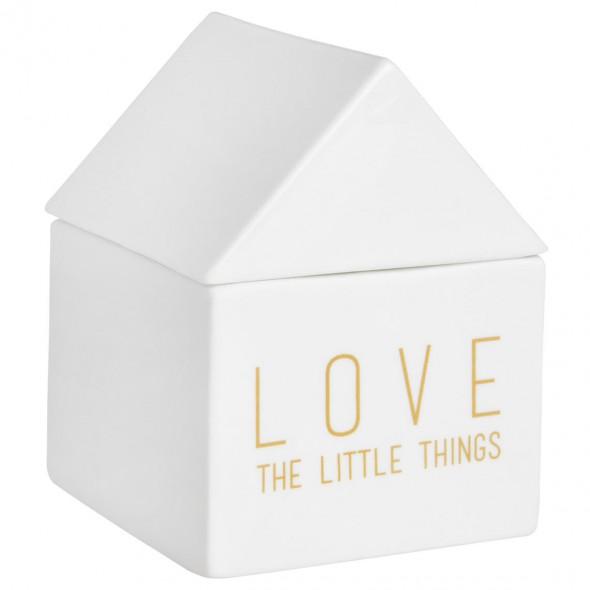 Petite boite à trésors - Love